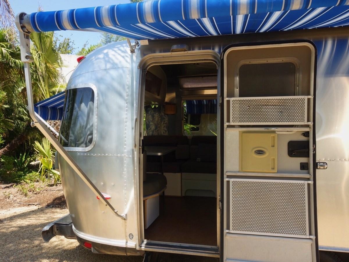 Caravan Outpost: Ojai, CA – with wildflowers