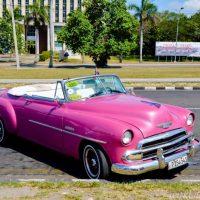 Kubańskie samochody i drogi