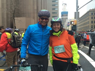 WITNESS Board Members Harvey Anderson and Helen Enright brought their A-Game - and big smiles.