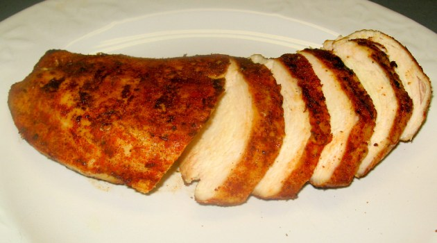 Chicken Breasts- Not As Lean As We Thought?