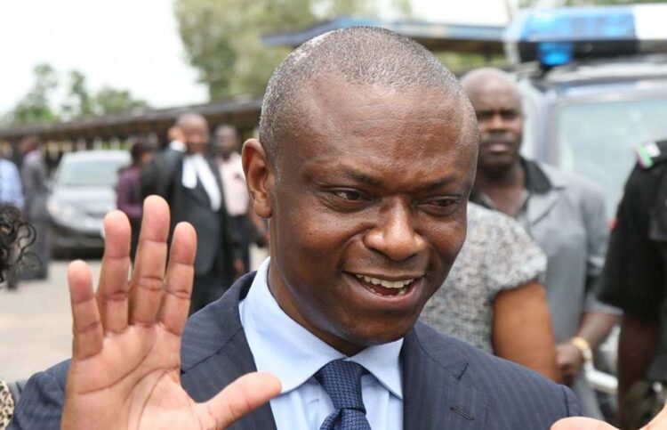 Court freezes ex-Bank PHB MD, Francis Atuche's N19.1bn in 24 banks