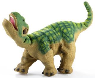 Pleo the robot dinosaur - robot pets