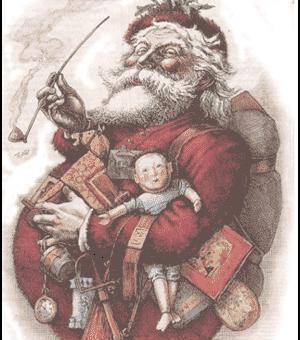 History and Origin of Santa Claus