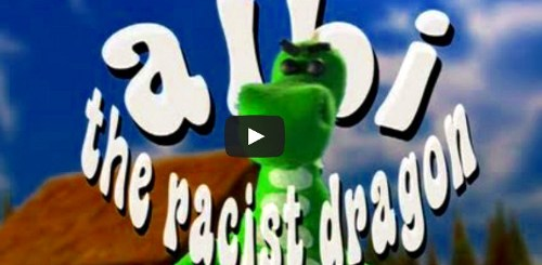 Albi the Racist Dragon