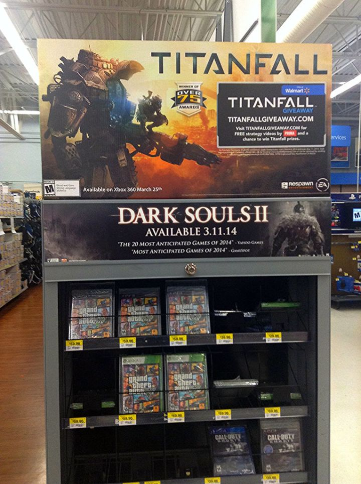 Not for South Africa – the intended March release of Respawn Entertainment's Titanfall was pulled from SA, much to the disappointment of gamers (image: JeepersMedia)