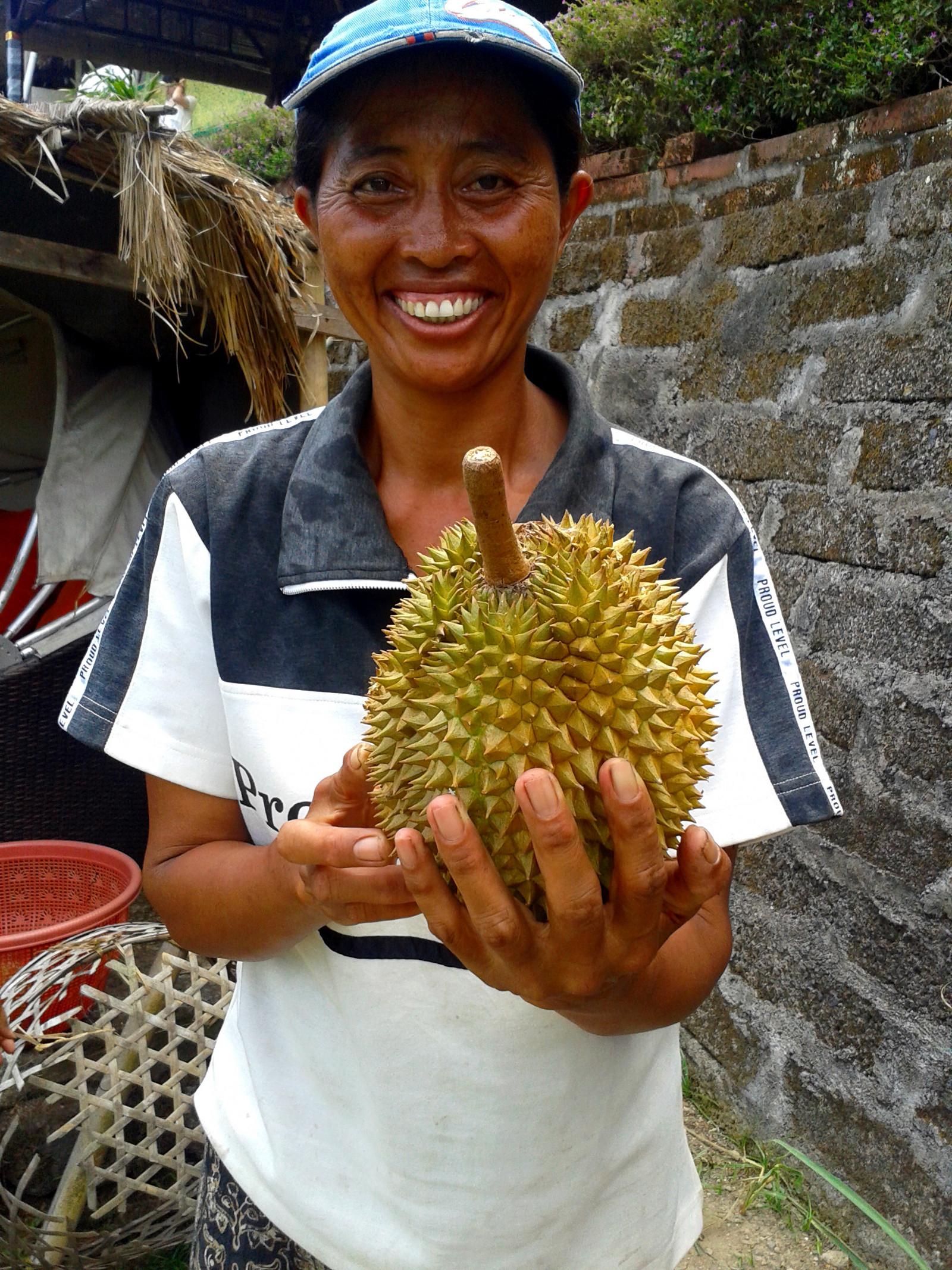 Dorian Fruit