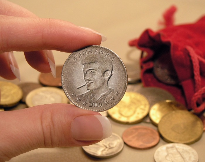 Offer your two-cents or show your worth on a SA coin