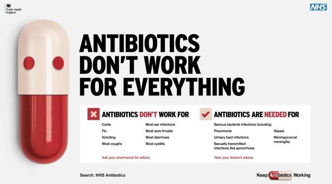 ลิงก์เรื่องยาปฏิชีวนะ