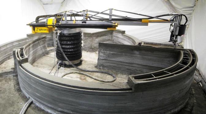 ลิงก์เรื่องการก่อสร้างด้วยเครื่องพิมพ์สามมิติ