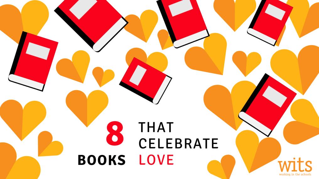books that celebrate love