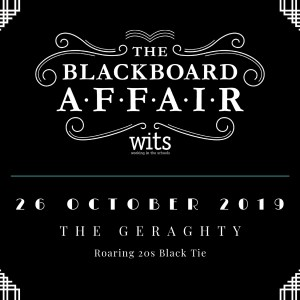 WITS Blackboard Affair