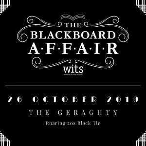 WITS Blackboard Affair