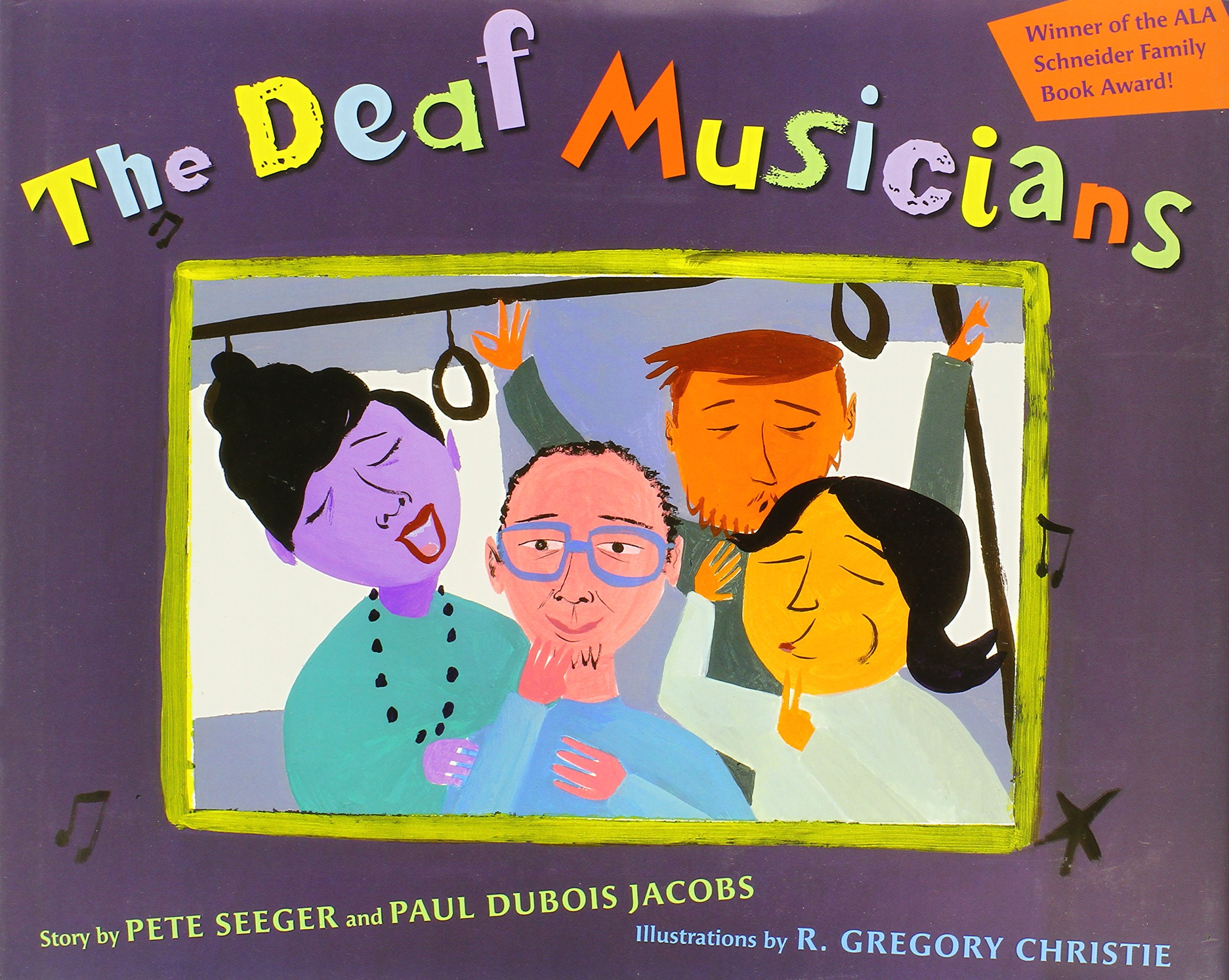 Disability in Children's Literature: The Deaf Musicians by Pete Seger and Paul Dubois Jacobs