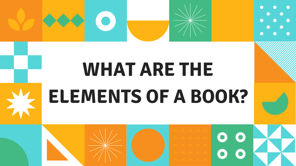 Elements of a Book