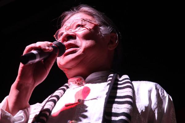 KEY MAN: Japanese master pianist Tsuyoshi Yamamoto. Photo: Mfuneko Toyana