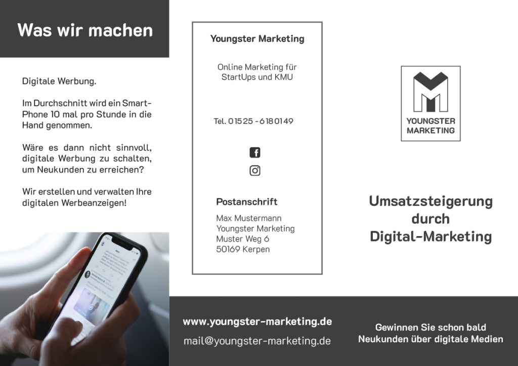Youngster Marketing Flye Seite 2