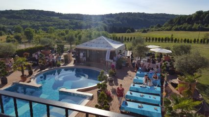 Witt Firmenevents Therme Sommerparty