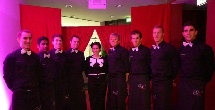 witt jobs service catering