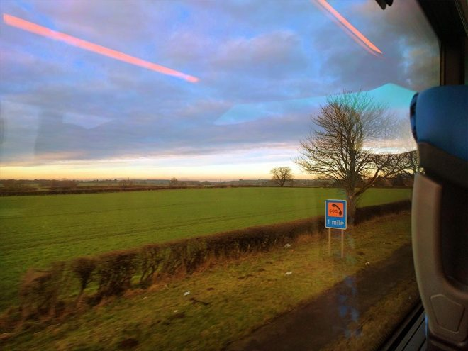 The passing view of #CoastlinerCountry