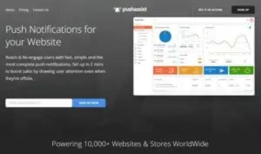 PushAssist - One of the Best WordPress Push Notification Plugin