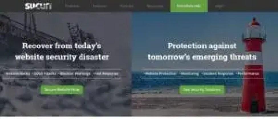 Sucuri - One of the Best WordPress Security Plugins