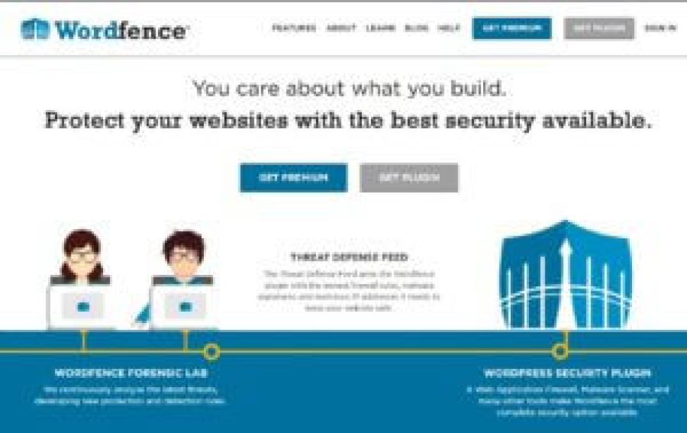 Wordfence - One of the Best WordPress Security Plugins