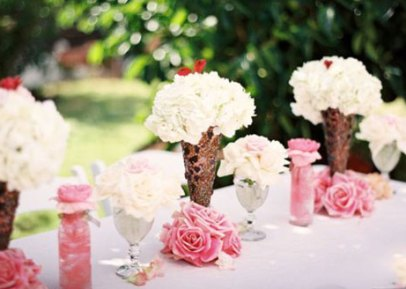 Cool ideas for summer wedding - Witty Vows - Indian wedding decor idea-day wedding- outdoor wedding- decor ideas