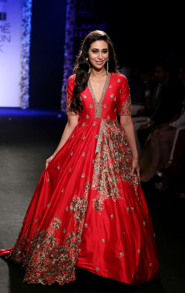 Our picks of WOW weddings in Lakme Fashion Week 2016 | Archita Narayanam