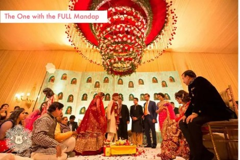 ABOUT US | HOW TO DIY Your Wedding | Witty Vows |the full Mandap