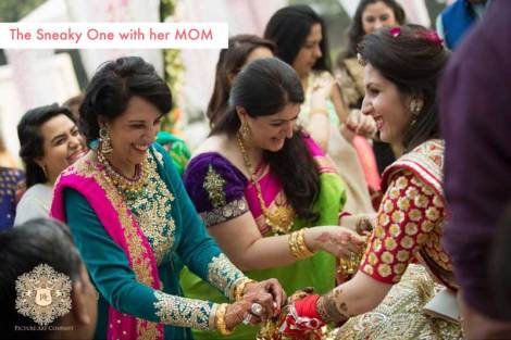 ABOUT US | HOW TO DIY Your Wedding | Witty Vows |the shot with her mom