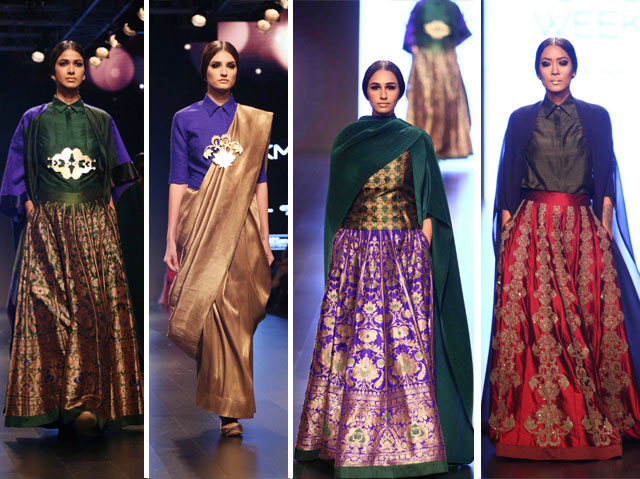 Our picks of WOW weddings in Lakme Fashion Week 2016 | Payal Khandwala | Curated By witty Vows