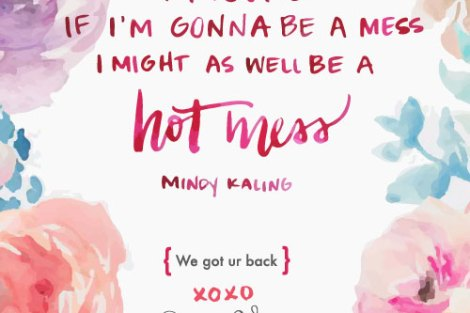 LOL! Super funny Indian wedding quote for brides on hot mess | Curated by Witty Vows