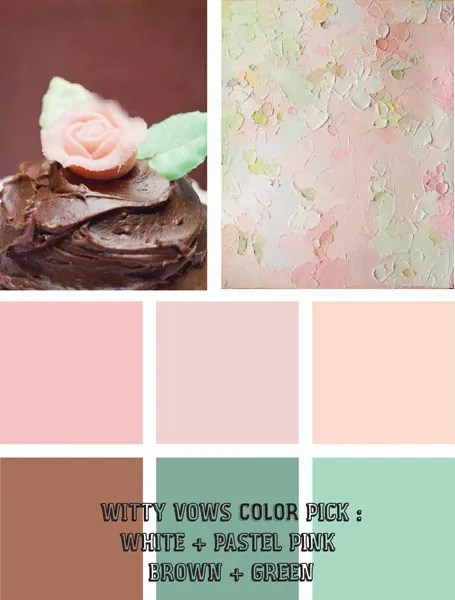 Pastel Indian reception | Daytime rustic reception theme for indian weddings | Wedding mood board to love - Pastel paradise for a rustic reception Daytime for them Indian WEddings Theme curated by Witty Vows | Pastel colours pink green nudes with gold brown and green