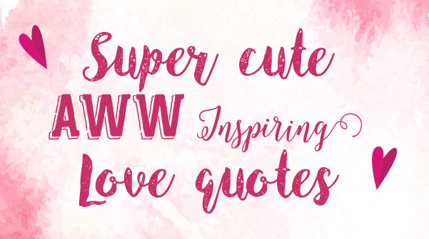 Super cute relationship love quote | When i See you how i feel | Witty Vows
