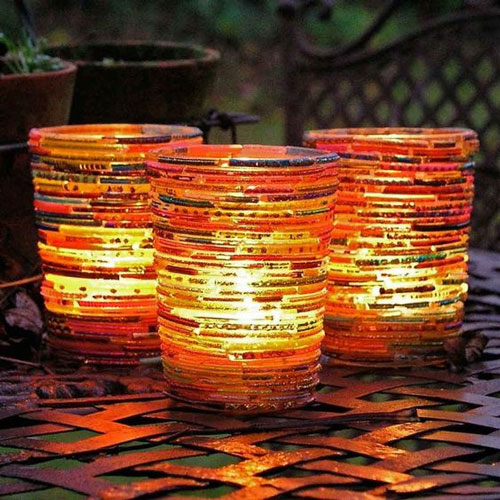 Creative Bangle Diya Ideas For Your Diwali Party At Home Curated By Witty Vows Witty Vows