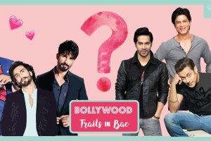 varun Dhawan, Shahid Kapoor, Shahrukh Khan, Akshay kumar, Salman Khan and Ranvir Singh - Celebrity crush secrets
