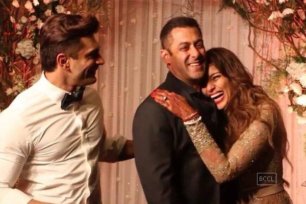 Fave celebrity weddings 2016 | Salman Khan at Bipasha Basu's Wedding