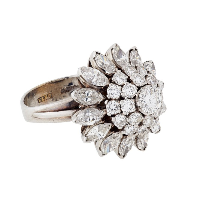 Trending new ideas for Engagement rings for Indian brides |Diamond Cluster Ring Setting for Indian Brides on a budget | Trending New wedding ring Design Ideas foe Indian Brides on a Budget