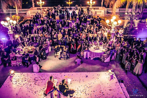Best royal Indian wedding venue - Falaknuma Palace, Hyderabad   wedding venues   royal wedding   destination wedding in india   Indian destination wedding   palace wedding venues   destination wedding venue   Royal Indian wedding venue   wedding at The Falaknuma palace   the Falaknuma palace wedding shot by Ramit Batra   sangeet for wedding on the terrace of falaknuma palace hyderabad