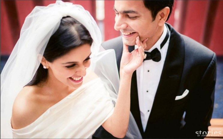 Top Indian Celebrity Weddings 2016 | Wedding ideas from Asin and Rahul's wedding | Church ceremony | Asin's white wedding gown