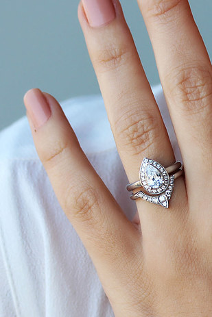 Trending New Wedding ring design ideas for indian brides on a budget | Engagement Rings | Budget Wedding Rings | Stackable Rings Ideas| Infinity Band | diamond rings ideas