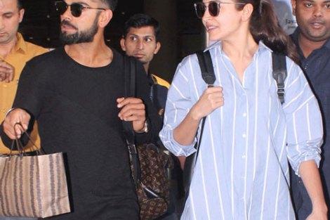 Yuvraj Singh's Wedding reception & Sangeet in Delhi | Airport spotting back to mumbai Virat and Anushka