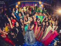 latest Group dance songs, Sangeet performance ideas and fab finale songs for your entire crew fro the best Indian wedding songs out there curated by Witty Vows