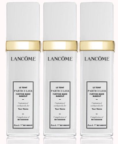 Lancome Custom Foundation |  Bridal Makeup | Essential makeup for the bridal trousseau |
