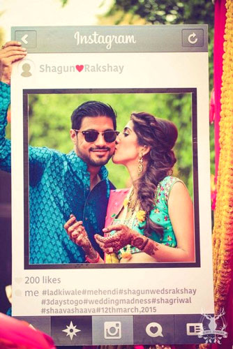 Still Trending Indian Wedding Photo Booth Ideas That Are