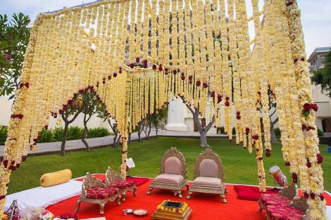 Indian wedding Mandap decor ideas | Indian wedding decor | Indian wedding alter