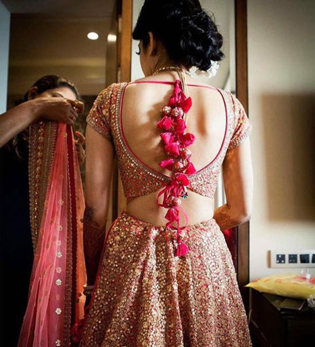 Indian Bride | Wedding Lehenga | Bridal Lehenga | Red Lehenga | wedding Dress | Photography by Stories by Joseph Radhik | Dress Test