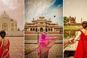 follow me to style post wedding photoshoot in India | Chinese Couple photoshoot in India | Couple shoot in jaipur jodhpur and Agra
