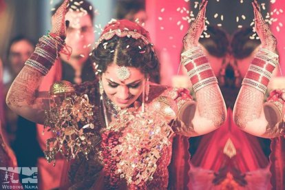 Indian wedding songs | Latest Vidai songs for the Indian bride | photo by wedding Nama