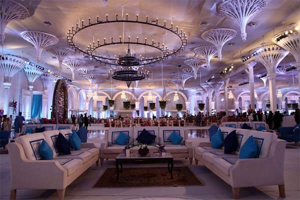rain on your wedding day | riviera ambience island Gurgaon | outdoor wedding